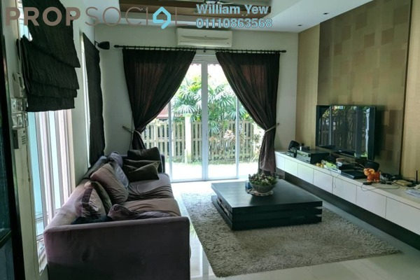 For Sale Semi-Detached at Setia Eco Park, Setia Alam Freehold Fully Furnished 4R/5B 1.88m