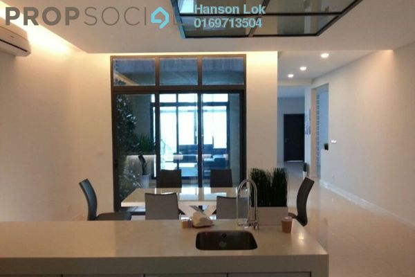 For Rent Terrace at Casaman, Desa ParkCity Freehold Fully Furnished 4R/4B 10k
