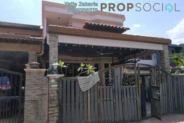 For Sale Link at Bandar Baru Sungai Buloh, Sungai Buloh Freehold Fully Furnished 5R/3B 670k