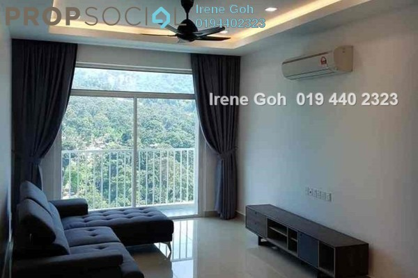 For Rent Condominium at Setia Pinnacle, Sungai Ara Freehold Fully Furnished 3R/2B 1.8k