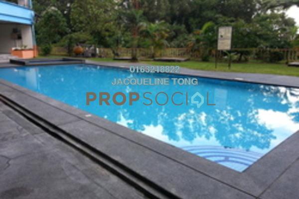 For Sale Condominium at Venice Hill, Batu 9 Cheras Freehold Semi Furnished 2R/2B 180k
