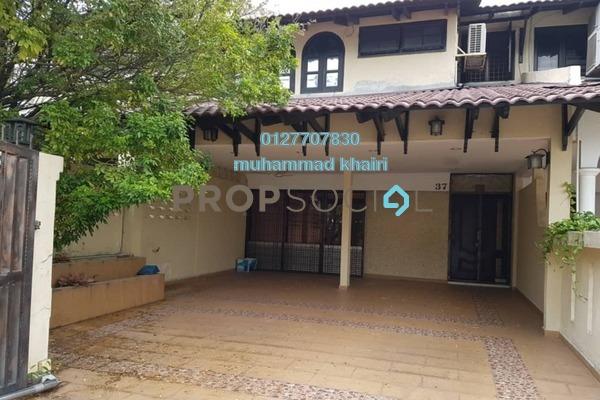 For Sale Terrace at Bangsar Baru, Bangsar Freehold Semi Furnished 4R/3B 1.92m