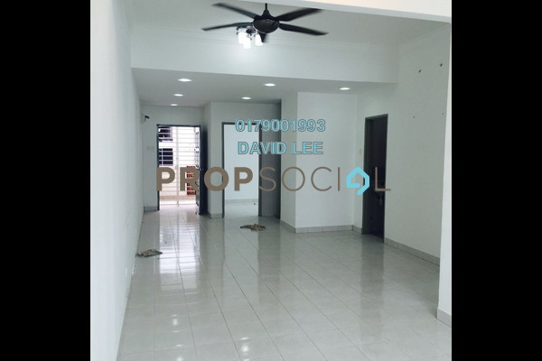 For Rent Condominium at 162 Residency, Selayang Freehold Unfurnished 3R/2B 1.1k