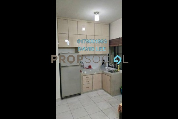 For Rent Condominium at KiPark Selayang, Selayang Freehold Fully Furnished 4R/2B 1.6k