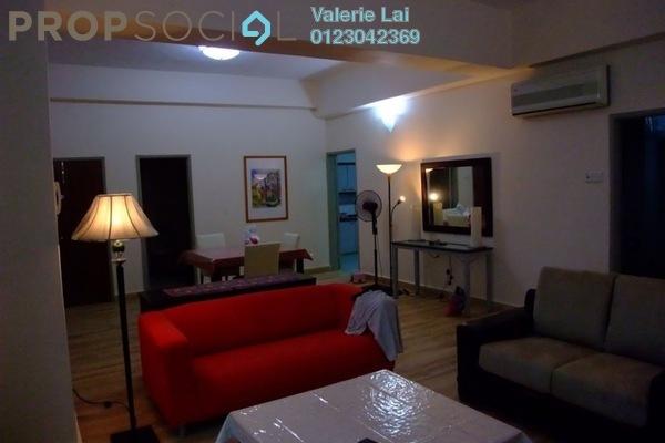 For Rent Condominium at Menara Avenue, KLCC Freehold Fully Furnished 3R/2B 3.5k