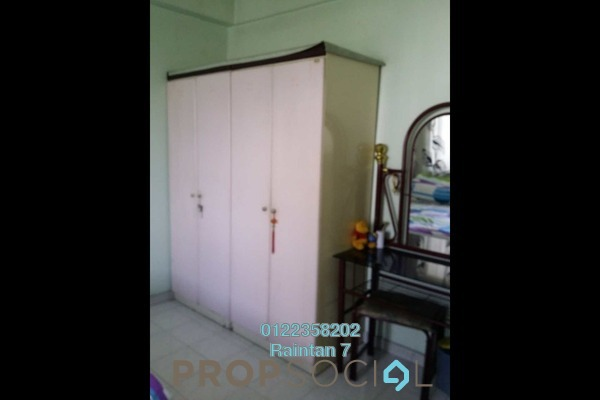 For Rent Condominium at Petaling Indah, Sungai Besi Freehold Semi Furnished 3R/2B 1.1k