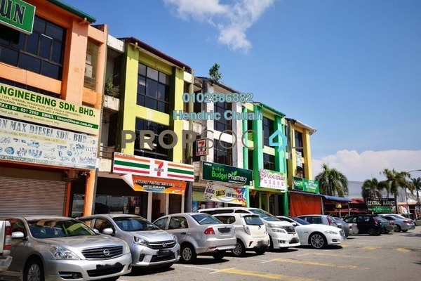 For Rent Office at Bandar Dataran Segar, Port Dickson Freehold Unfurnished 1R/1B 4k