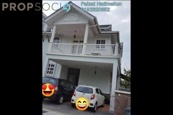For Sale Terrace at Precinct 18, Putrajaya Freehold Unfurnished 6R/5B 1.75m