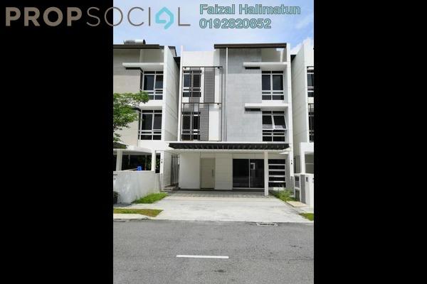 For Sale Terrace at Duta Villa Hyperlink Residences, Putrajaya Freehold Unfurnished 6R/6B 1.38m
