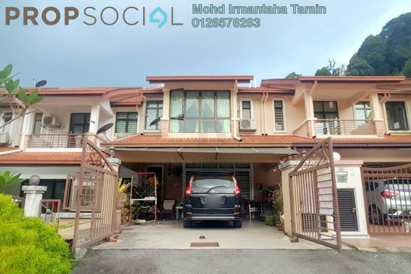 For Sale Terrace at Ampang Saujana, Ampang Freehold Semi Furnished 4R/3B 795k