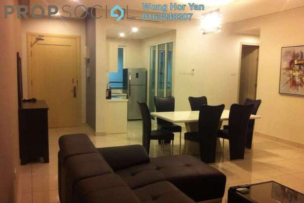 For Sale Serviced Residence at Glomac Damansara Residences, TTDI Freehold Semi Furnished 3R/2B 900k