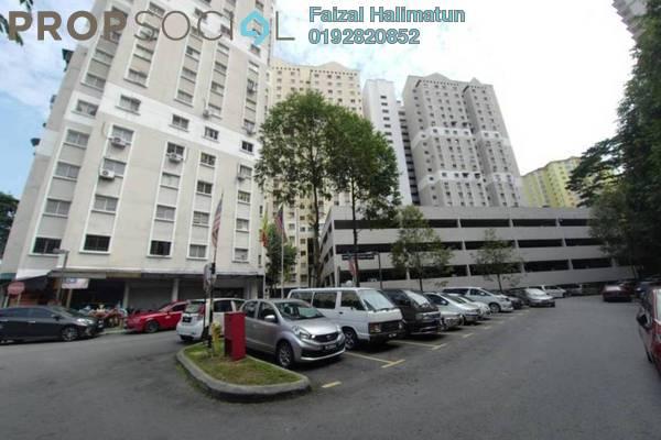 For Sale Apartment at Kampung Datuk Keramat, Keramat Freehold Unfurnished 3R/2B 210k