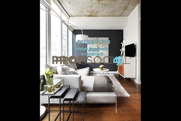 For Sale Condominium at Sunway Giza, Kota Damansara Freehold Semi Furnished 3R/2B 580k