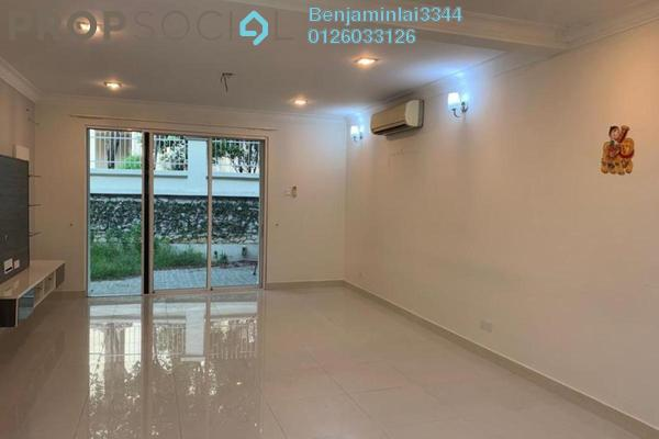 For Sale Terrace at Adiva, Desa ParkCity Freehold Semi Furnished 4R/3B 2.29m