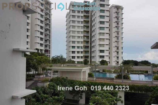 For Rent Condominium at Fiera Vista, Sungai Ara Freehold Fully Furnished 4R/4B 2k