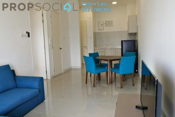 For Rent Condominium at Desa Green Serviced Apartment, Taman Desa Freehold Fully Furnished 2R/1B 1.6k