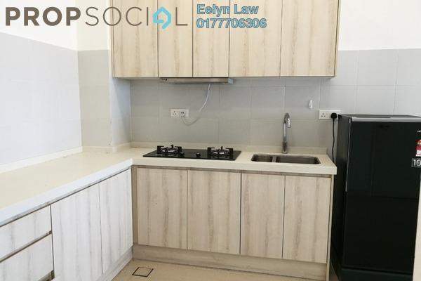 For Sale Condominium at Desa Green Serviced Apartment, Taman Desa Leasehold Semi Furnished 1R/1B 415k