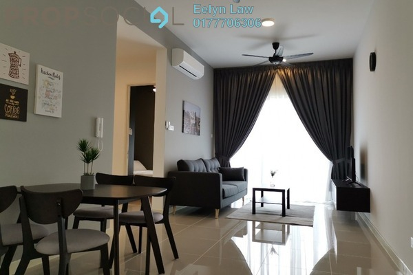 For Sale Condominium at Desa Green Serviced Apartment, Taman Desa Freehold Fully Furnished 3R/2B 610k