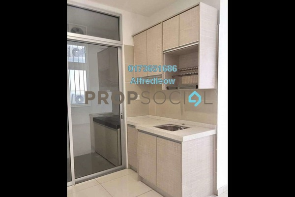 For Rent Condominium at Midfields 2, Sungai Besi Freehold Semi Furnished 3R/2B 1.4k