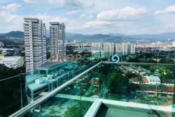For Rent Condominium at Maxim Citilights, Sentul Freehold Semi Furnished 3R/2B 1.7k