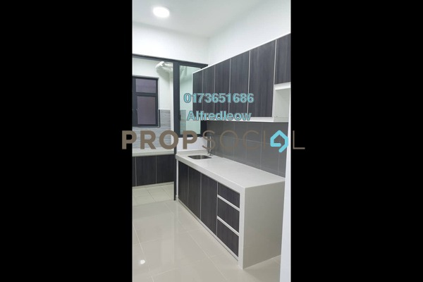 For Rent Condominium at Danau Kota Suite Apartments, Setapak Freehold Semi Furnished 3R/2B 1.5k