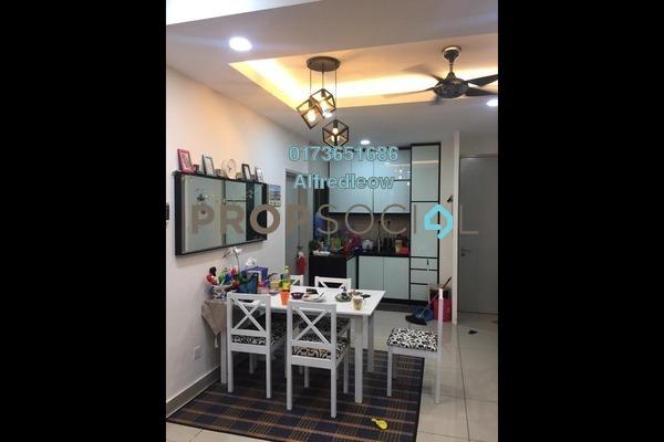 For Rent Condominium at Taman Amaniah Mulia, Batu Caves Freehold Semi Furnished 3R/2B 1.4k