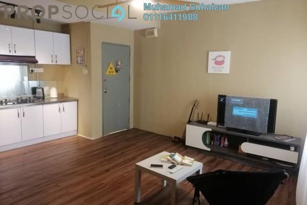 For Rent Apartment at Sri Meranti, Bandar Sri Damansara Freehold Fully Furnished 3R/2B 1.05k