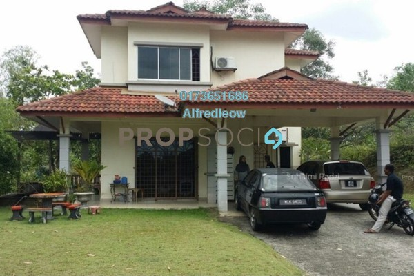For Rent Bungalow at Sungai Buloh Country Resort, Sungai Buloh Freehold Fully Furnished 4R/3B 2.5k