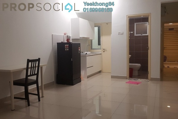 For Sale SoHo/Studio at Galleria, Equine Park Freehold Semi Furnished 1R/1B 235k