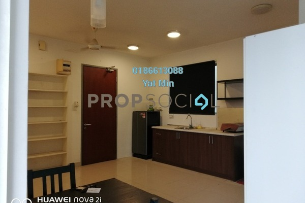 For Sale Condominium at Ritze Perdana 2, Damansara Perdana Freehold Semi Furnished 1R/1B 330k