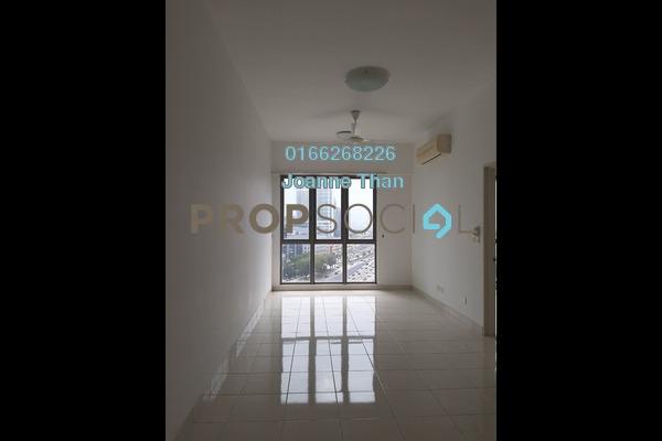 For Sale Serviced Residence at Tropicana City Tropics, Petaling Jaya Freehold Semi Furnished 1R/2B 580k