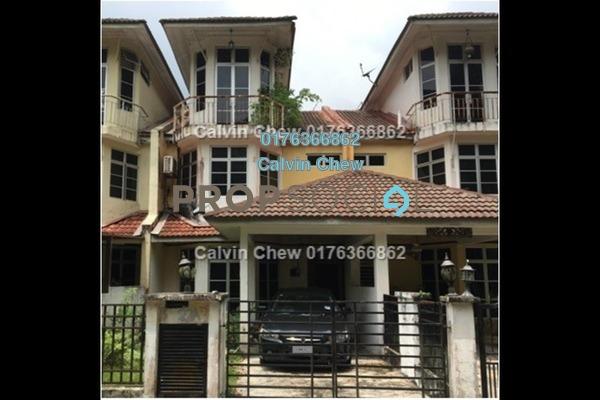 For Sale Terrace at Taman Bukit Utama, Bukit Antarabangsa Freehold Unfurnished 5R/3B 389k