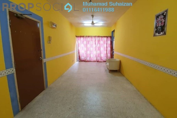 For Rent Apartment at Sri Raya Apartment, Ukay Freehold Semi Furnished 3R/2B 870translationmissing:en.pricing.unit