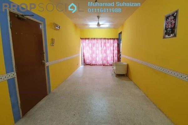 For Rent Apartment at Sri Raya Apartment, Ukay Freehold Semi Furnished 3R/2B 870translationmissing:en.pricing.unit