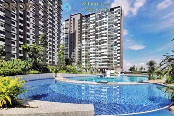 For Sale Serviced Residence at Kiara Plaza, Semenyih Freehold Unfurnished 3R/2B 370k