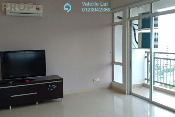 For Rent Condominium at The Boulevard, Subang Jaya Freehold Semi Furnished 3R/2B 2k