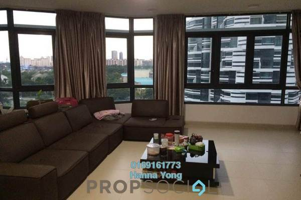 For Sale Serviced Residence at AraGreens Residences, Ara Damansara Freehold Fully Furnished 4R/3B 1.65m