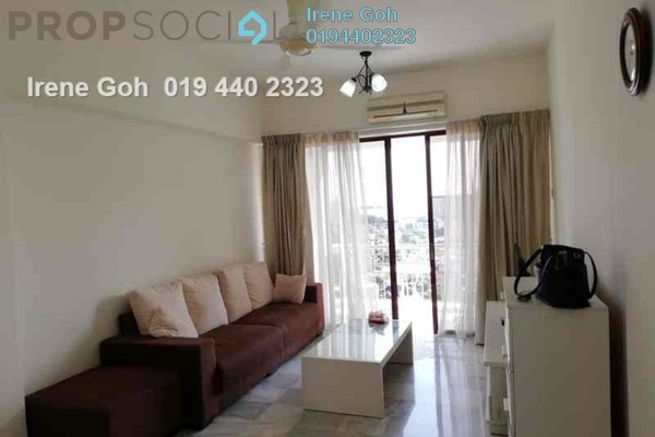For Rent Condominium at CostaVilla, Tanjung Tokong Freehold Fully Furnished 3R/2B 1.7k