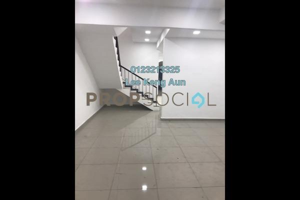 For Sale Terrace at Taman Sentosa, Kapar Freehold Unfurnished 3R/3B 310k