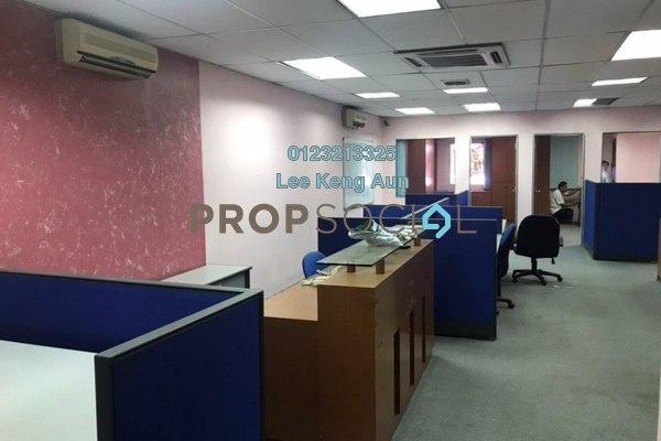 For Rent Office at Bandar Baru Klang, Klang Freehold Fully Furnished 4R/2B 1.8k
