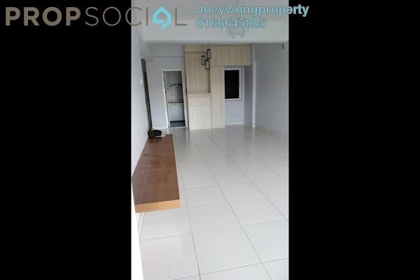 For Sale Condominium at Casa Tropika, Puchong Freehold Semi Furnished 3R/2B 415k