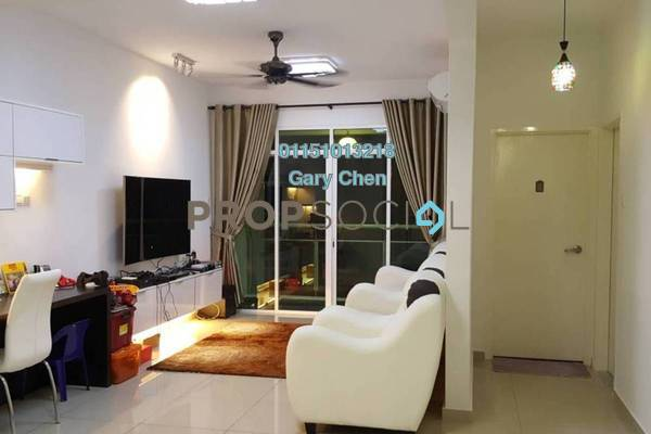 For Sale Condominium at Arena Residence, Bayan Baru Freehold Fully Furnished 3R/2B 700k