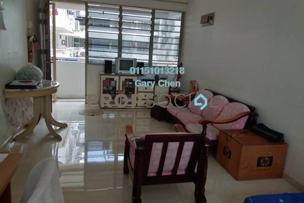 For Sale Condominium at Taman Lip Sin, Sungai Nibong Freehold Semi Furnished 3R/2B 370k