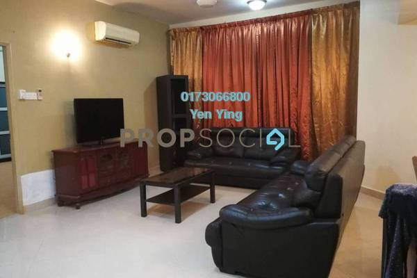 For Rent Condominium at The Boulevard, Subang Jaya Freehold Fully Furnished 2R/3B 2.7k
