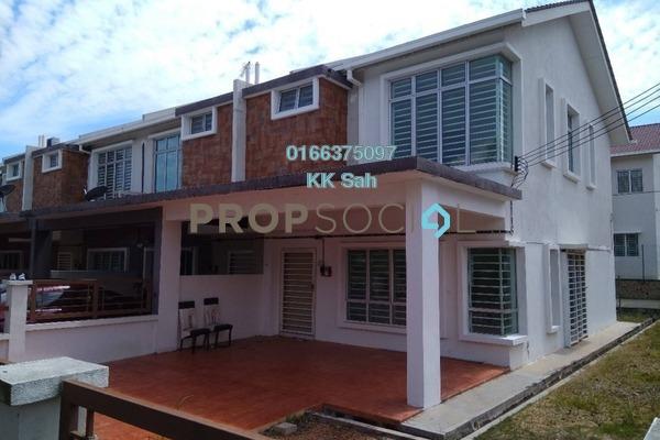 For Sale Link at Taman Pelangi Semenyih 2, Semenyih Freehold Semi Furnished 4R/3B 570k