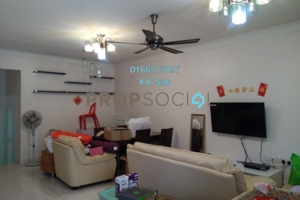 For Sale Link at Bandar Damai Perdana, Cheras South Freehold Fully Furnished 4R/3B 638k