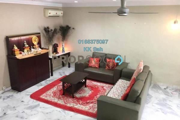For Sale Link at Section 7, Bandar Mahkota Cheras Freehold Semi Furnished 4R/3B 630k