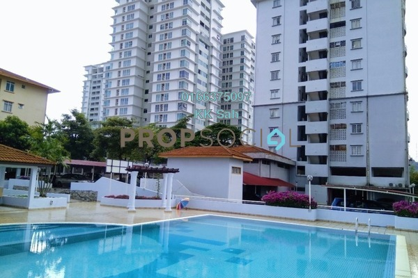 For Sale Condominium at Taman Bukit Cheras, Cheras Freehold Fully Furnished 3R/2B 369k