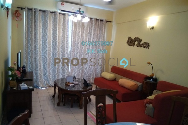 For Sale Condominium at Vista Harmoni, Cheras South Freehold Fully Furnished 3R/2B 369k