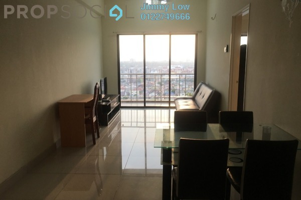 For Sale Condominium at Park 51 Residency, Petaling Jaya Freehold Unfurnished 2R/2B 510k